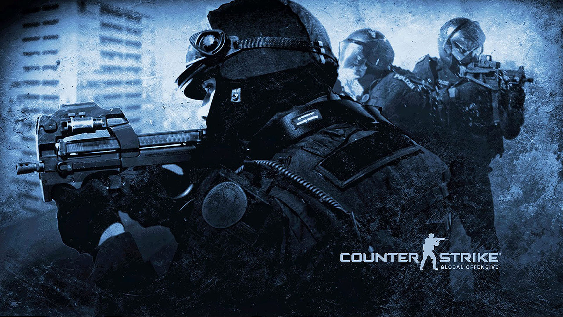 CounterStrike GO Background