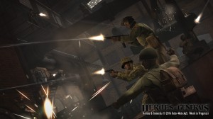 Heroes & Generals Weapons