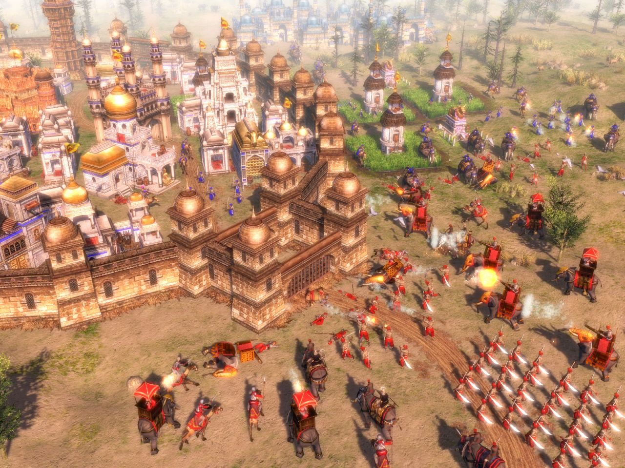 PC FR Age of Empires III: Complete Collection
