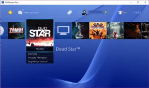 PlayStation 4 Remote Play PC Verbindung