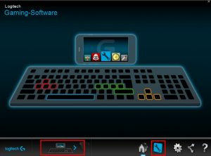 Logitech Gaming Software - Applets