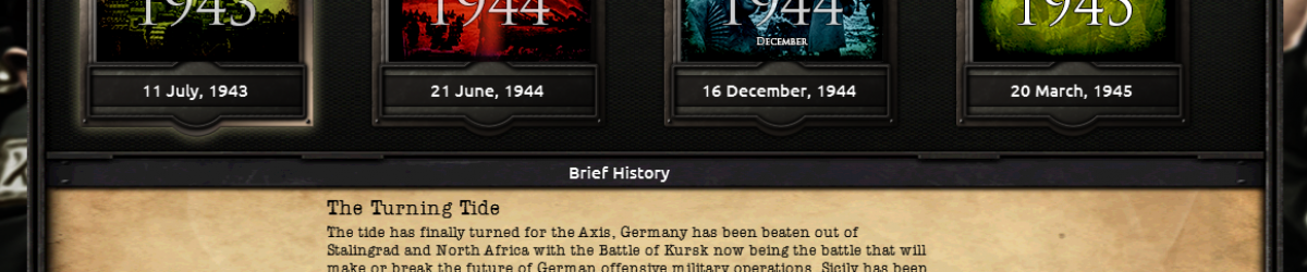 Hearts of Iron IV – Endsieg: Ultimate Victory