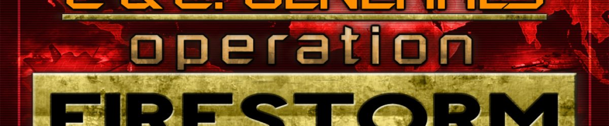 Operation: Firestorm V. 02 Beta – Main Files + German + Patch 01