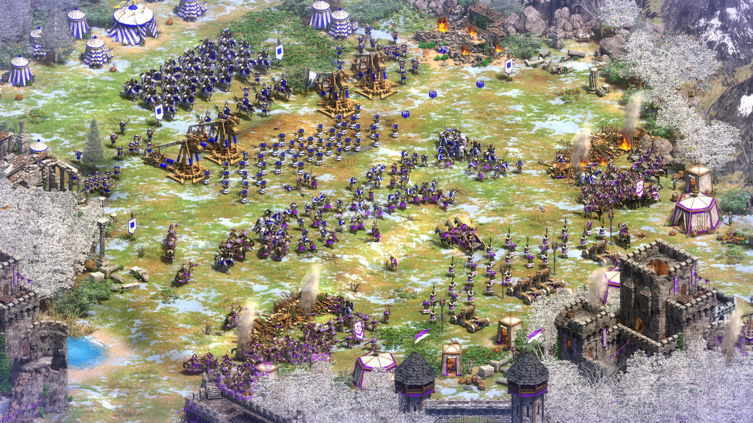 Age of Empires II: Definitive Edition Winter