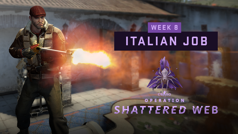 CS: GO - Italian Job