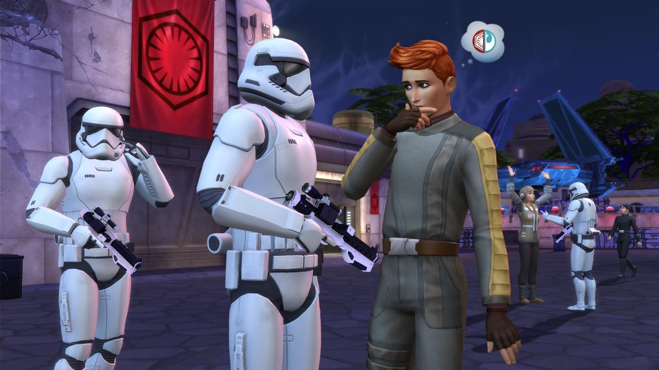 Die Sims 4 - Star Wars