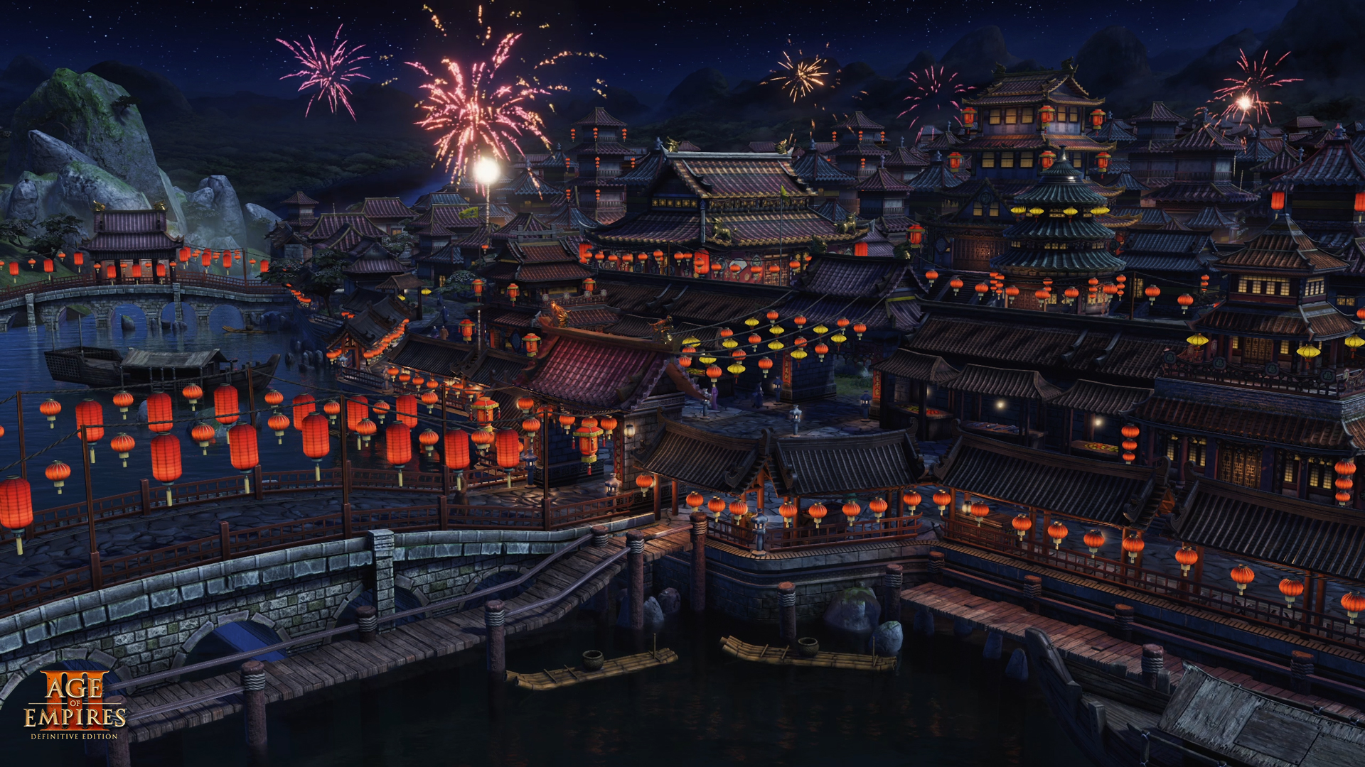 Age of Empires III: Definitive Edition - Lunar New Year Festival