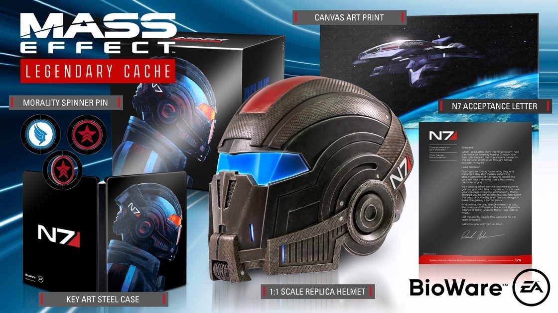 Mass Effect Legendary Edition - Collector's Edition